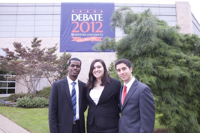 Debate 2012 - Student Activity
