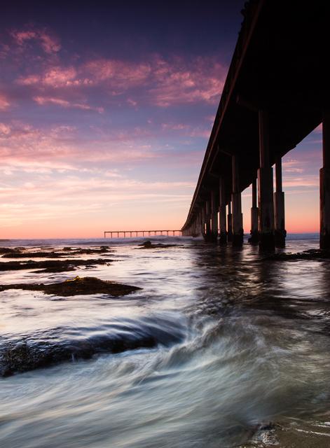 Ocean Beach at Sunset 101712 © Michael Klayman-001
