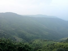 View from Laotian Mountain Roads