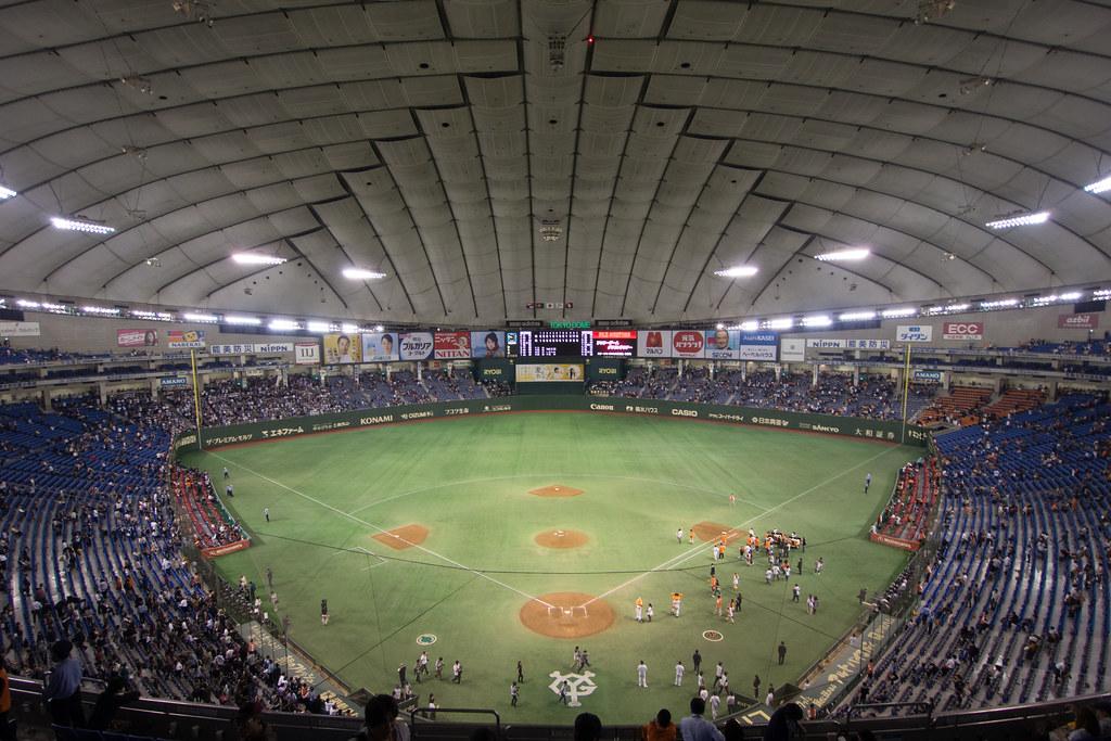 東京ドーム 2012/10/18 OMD80589