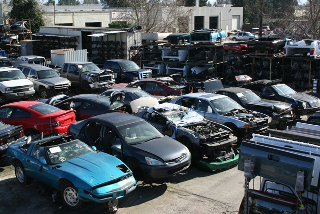 Auto salvage yards in chicago area
