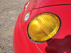 VW Beetle Rear Tail Light Repair by mikeysklar