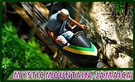 Mystic Mountain, Ocho Rios, Jamaica Excursions