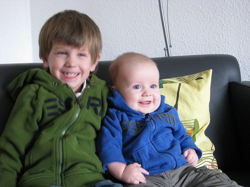 jacket twins