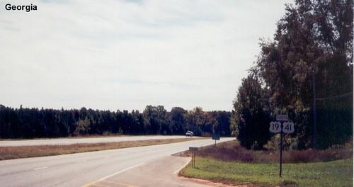 Hampton GA