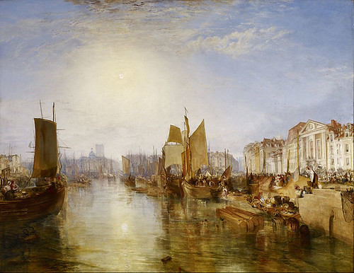 William Turner The Harbor of Dieppe.jpg