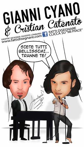 Gianni Cyano Feat. Cristian Catenato© by Giuseppe Lombardi