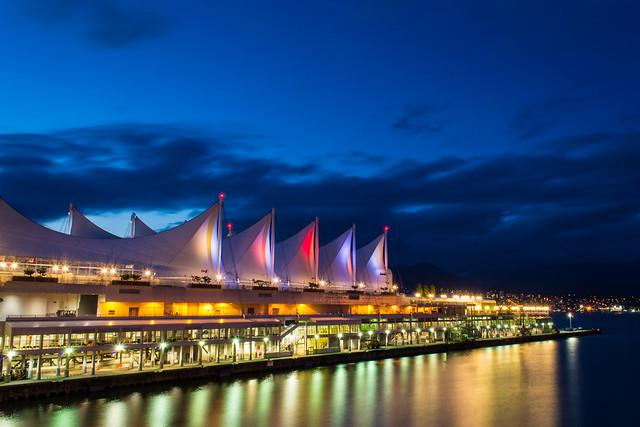 Coloured Sails