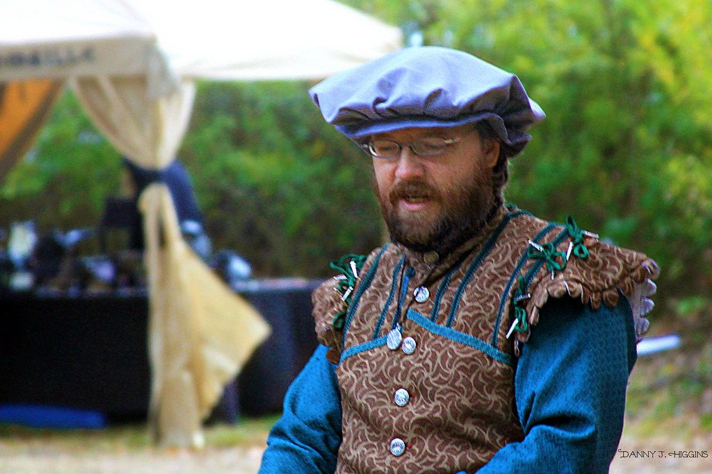 Olde English Faire At Stronghold Castle.