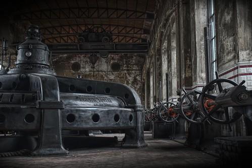 Black turbines number 3 by petit tiago