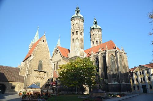 Impressionen aus Naumburg