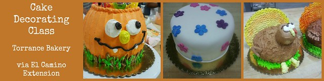 Cake Decorating Classes East Bay : broccoli salad: Torrance Bakery - Cake Decorating 101 Class