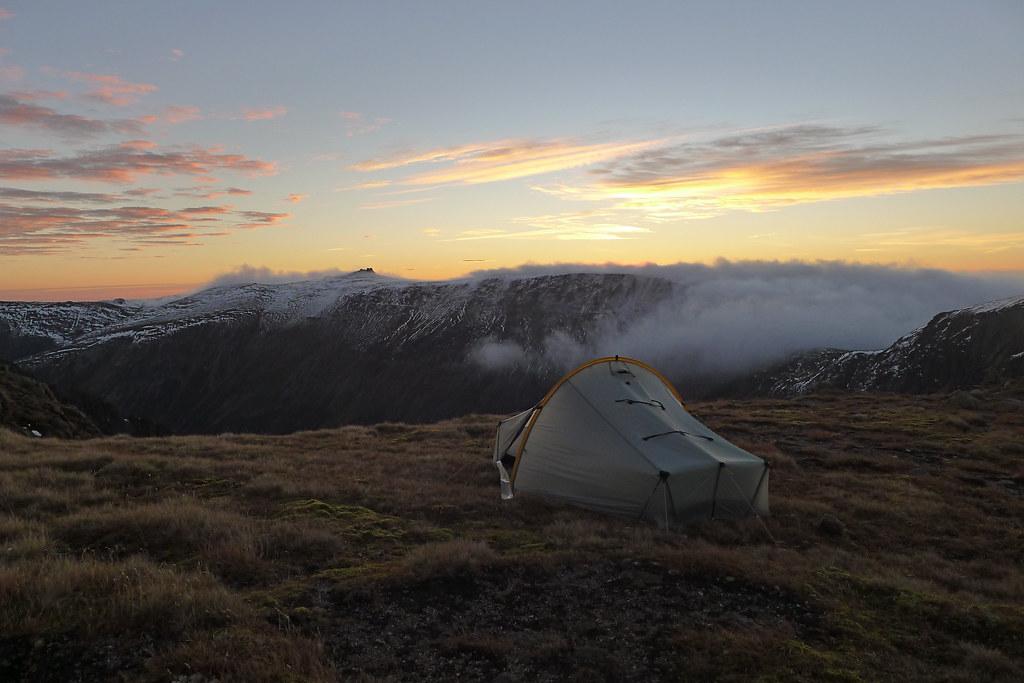 Wild Camping on Beinn a' Bhuird