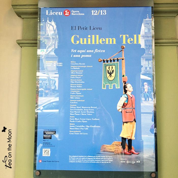 Petit Liceu Barcelona Guillem Tell 0