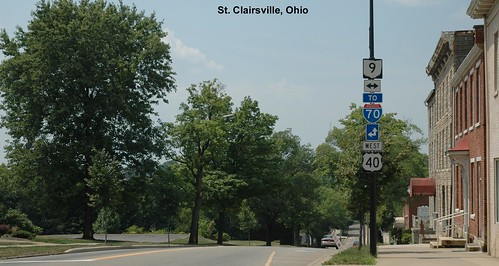 St Clairsville OH
