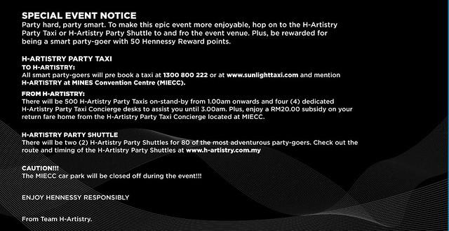 HA_Special Event Notice