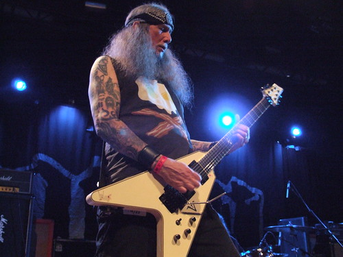 Saint Vitus - Live @ Best Buy Theater, NYC 9-28-12