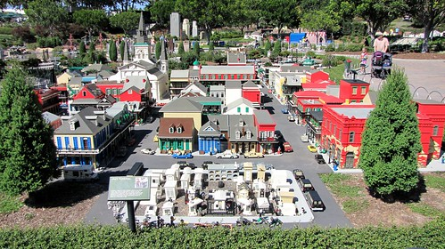 Miniland New Orleans overview