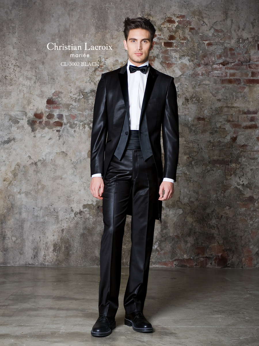 Julien Quevenne0056_TOP WEDDING MEN'S TUXEDO