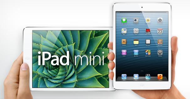 Apple Introduces iPad Mini... and some new computers