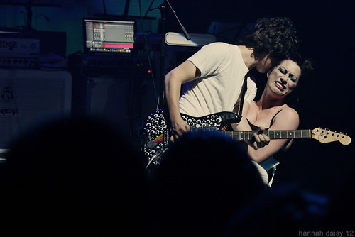 Amanda Palmer & The Grand Theft Orchestra @ KOKO, Camden 23/10/12