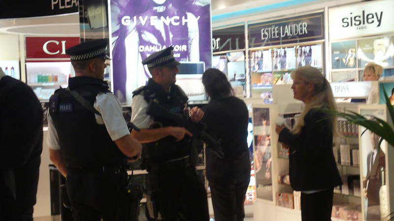 Airport Police, London City