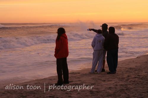 newyork beach sunrise dawn longisland fireisland smithpoint threeandahalfyears williamfloydestate alisontooncom