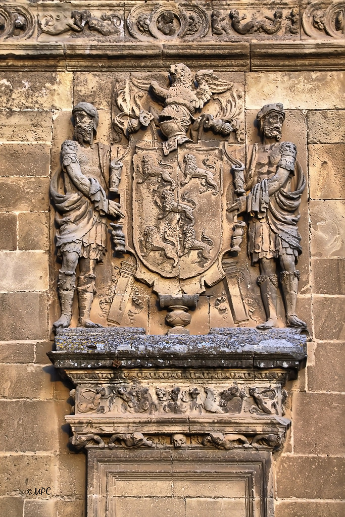 Escudo Heráldico de Don Francisco de los Cobos