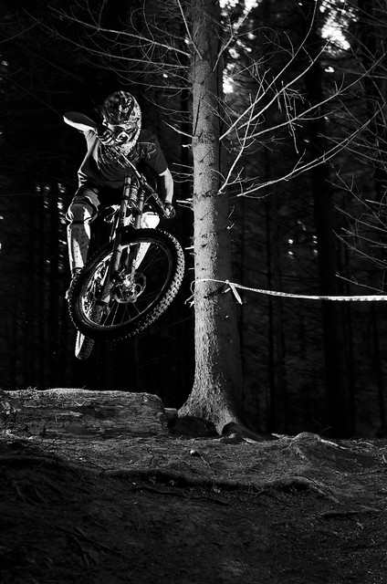 Downhill #11 bw [explored]