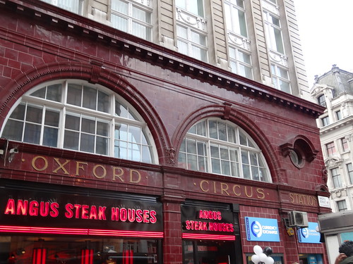 Oxford Circus & Angus Steak House