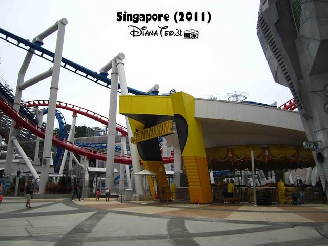 Day 2 Singapore - Universal Studio 07