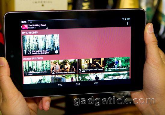 дата выхода Google Nexus 10