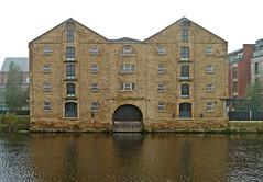 Calder and Hebble Navigation Warehouse (1790) Wakefield