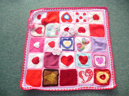 Heart Challenge is finished thanks to 'jean nock' for assembling.