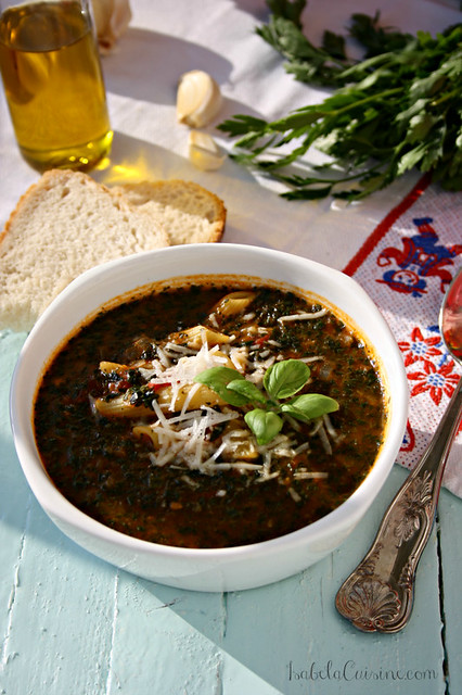 Easy Tomato Florentine Soup | Flickr - Photo Sharing!