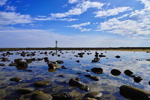 Sky at Aoshima