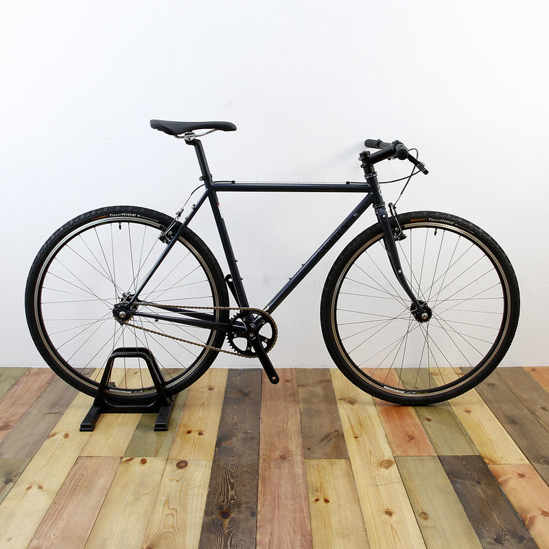 SURLY / CROSS-CHECK SINGLE SPEED / DARK BLUE