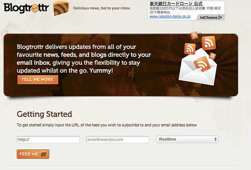 Blogtrottrトップページ