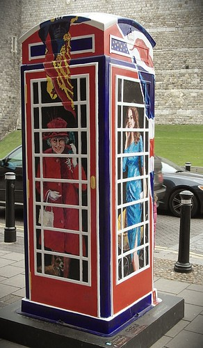 The Royal Phone Box by Andy Blackwell Photography