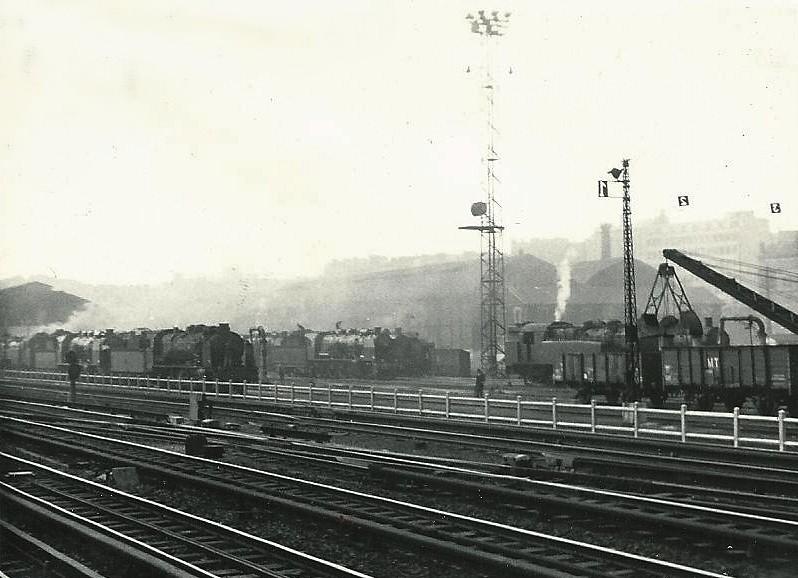 Paris (Batignolles) Depot