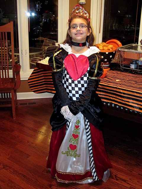 Queen of Hearts 20121027
