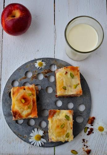 яблочные пирожные 5