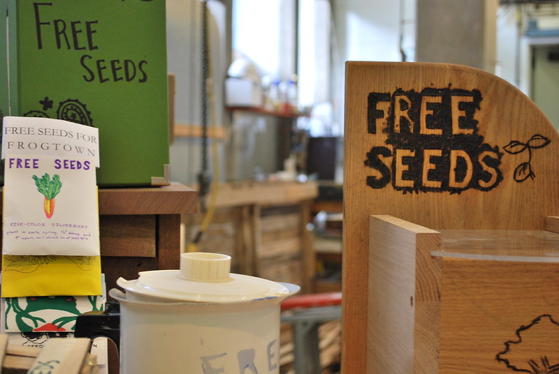 Free Seed Libraries