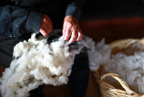 Carmear a lã