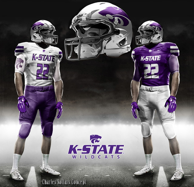 Kansas State Full Uniforms