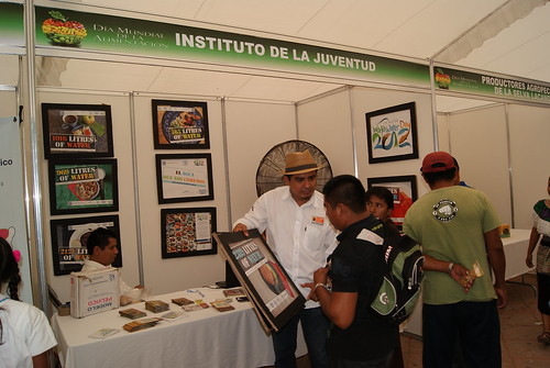 The Water We Eat Exhibition hosted in  Chiapas, México