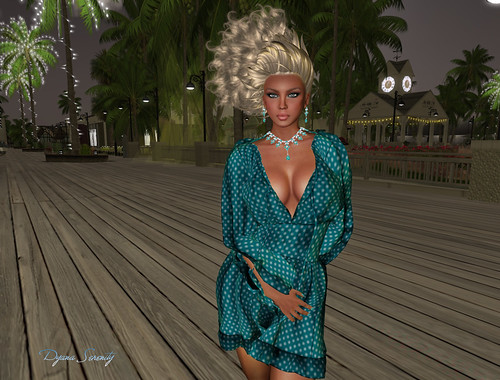 [LIV-Glam]-Fall-2012--Hannah-Trumpet-Sleeve-Tunic-SP2 by Dyana Serenity