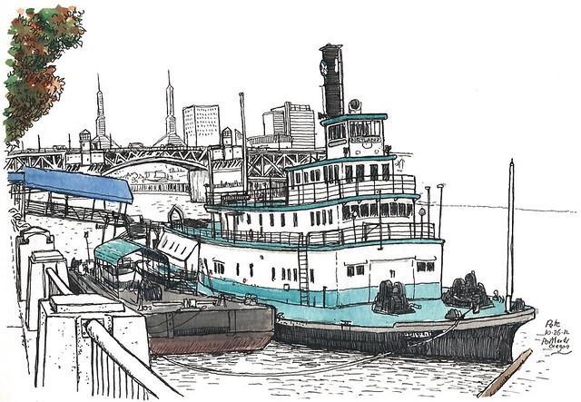 portland ship