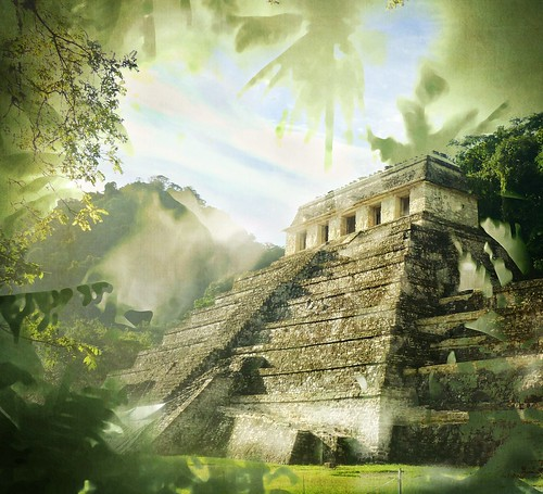 Palenque, the jewel in the Mayan crown