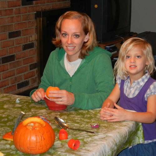 Oct 29 2012 FHE Ruth Shanna